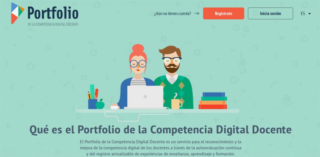 El Portfolio de la Competencia Digital Docente